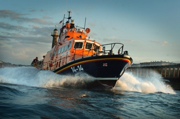 Trent Class Lifeboat